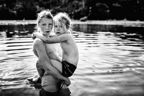 Niki Boon: Dětství nadivoko