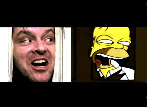 Kultovní filmové scény v podání žluté guerilly ze Springfieldu