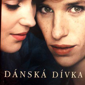 Dánská dívka, David Ebershoff.