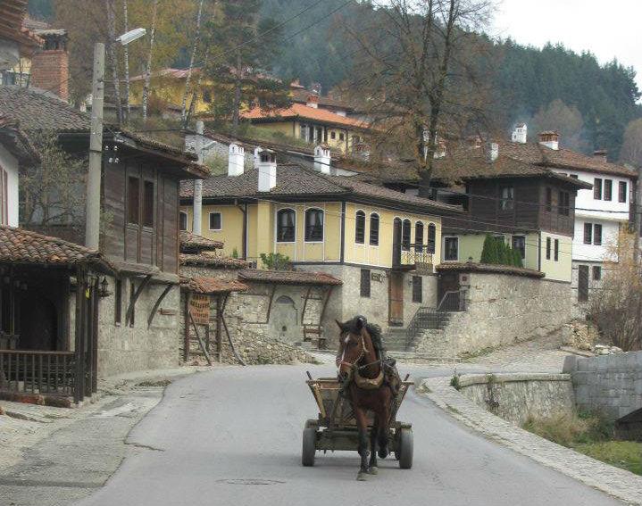 V Bulharsku najdete místa, kde se zastavil čas.