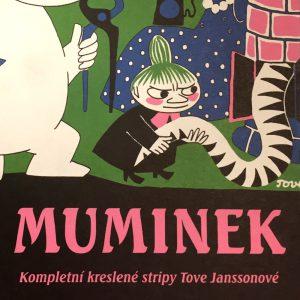 Muminek, Tove Jansson.