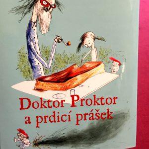 Doktor Proktor a prdicí prášek, Jo Nesbø.