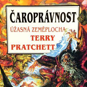 Čaroprávnost, Terry Pratchett.