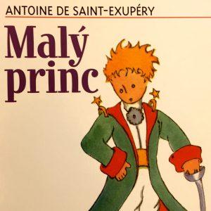 Malý princ, Antoine de Saint-Exupéry.