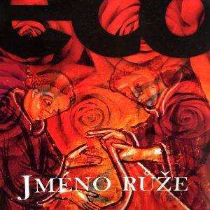 Jméno růže, Umberto Eco.