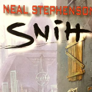 Sníh, Neal Stephenson.