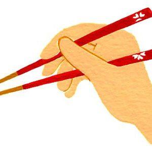 Číňané použijí 45 miliard párů jídelních hůlek ročně.