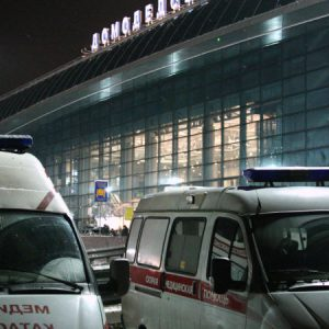 Bohatí Rusové si najímají falešné sanitky pro rychlejší průjezd dopravní zácpou.