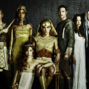 Staří Egypťané spali na polštářích vyrobených z kamenů.