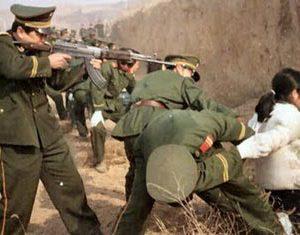 Čína vykoná trest smrti 4x častěji než zbytek světa dohromady.