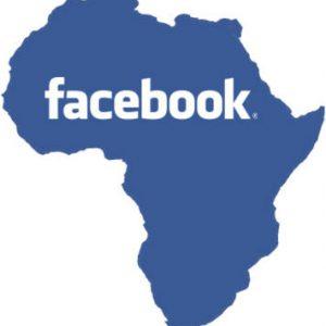 Facebook má v Africe 100 milionů aktivních uživatelů.