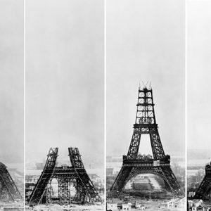Eiffelovka byla původně navržena pro Barcelonu, ale projekt byl zrušen.