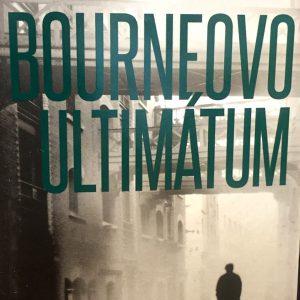 Bourneovo ultimátum, Robert Ludlum.
