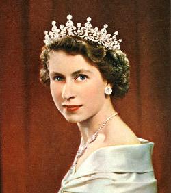 Britská královna je zákonným vlastníkem jedné šestiny zemského povrchu.