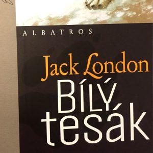 Bílý tesák, Jack London.