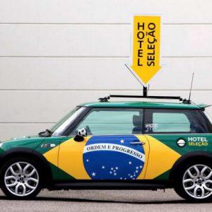 92 % nových aut v Brazílii jezdí na líh vyráběný z cukrové třtiny.