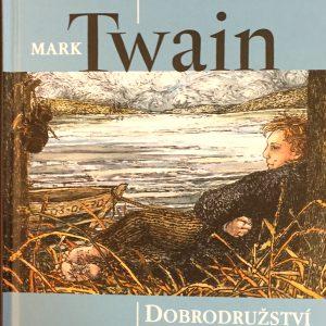 Dobrodružství Huckleberryho Finna, Mark Twain.