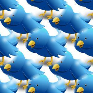 Každý tweet je poslán na archivaci do knihovny Kongresu.