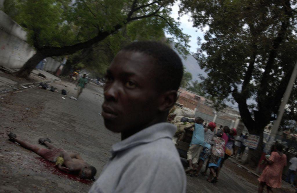 Upheaval in Haiti