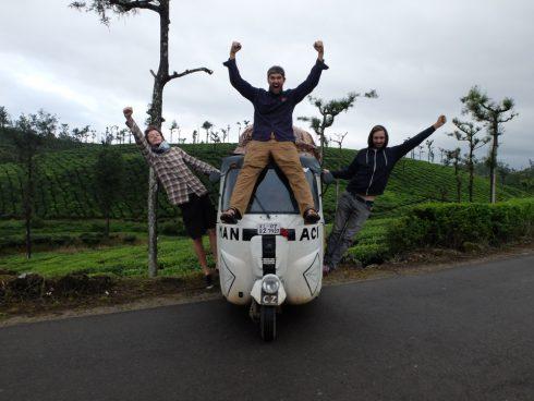Rallye rikša napříč Indií za 16 dní aneb 220 km denně nebo končíte