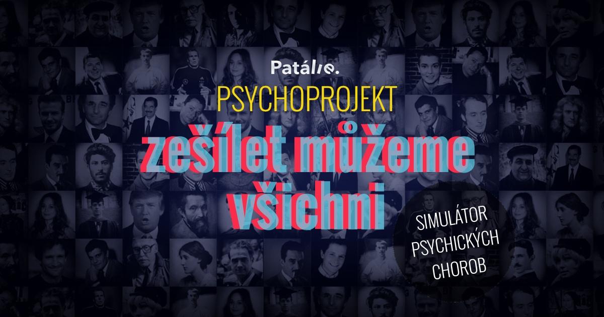 Duševní choroba, duševní zdraví, zešílet, psychiatrie, demence, maniodeprese, OCD, paranoia