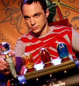 Sheldon z Teorie velkého třesku.