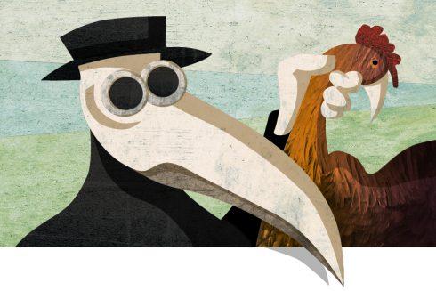 Děsivá černá smrt: židovští kouzelníci, první biologická zbraň a ostrov smrti!