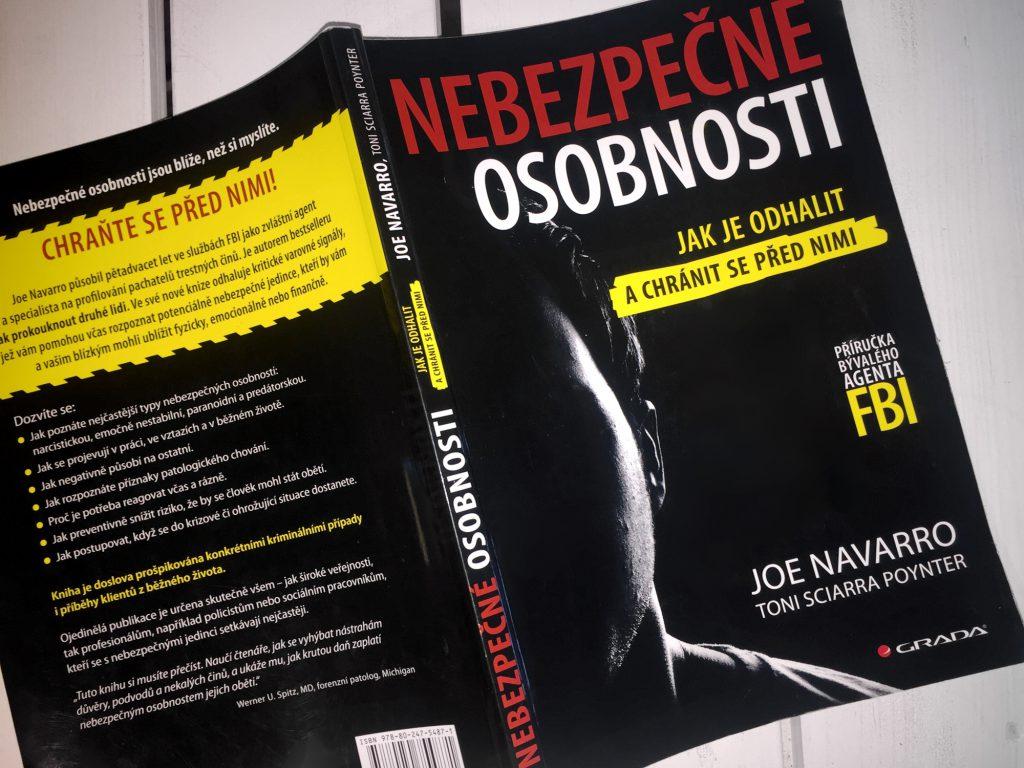 Joe Navarro, Nebezpecne osobnosti, FBI, Grada