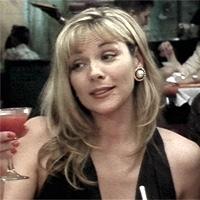 Samantha Jones ze Sexu ve městě.