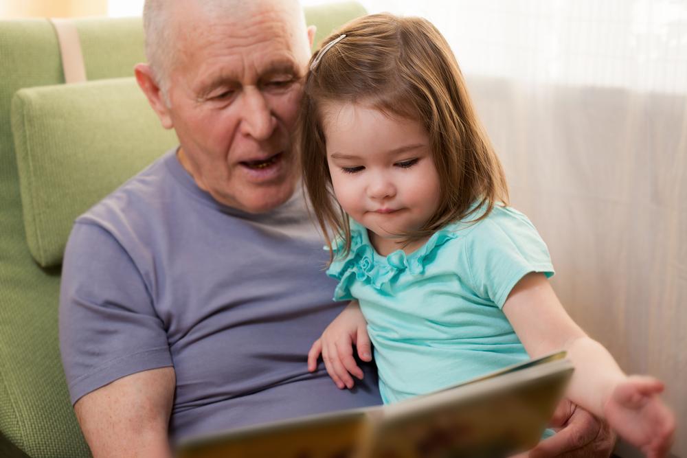 Čtení sblližuje generace