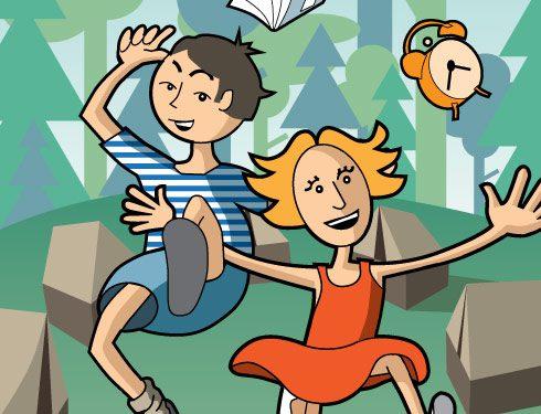 Jak si užít letní tábor
