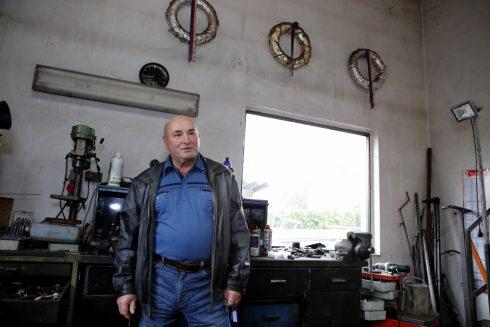 Legendární závodník rallye Václav Blahna: Benzin mi voněl už od dětství