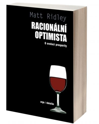 Racionální optimista, O evoluci prosperity / Matt Ridley
