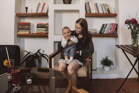 Pacientka o Crohnově chorobě: Když se narodil můj syn, uvědomila jsem si, že porod nebyl zas tak strašný, protože střeva občas zlobí víc