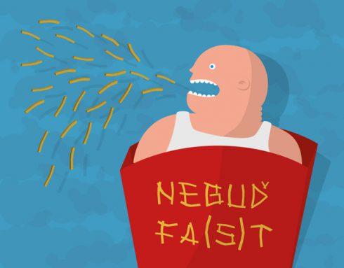 """10 pádných důvodů, proč byste si už nikdy neměli dát """"rychlé jídlo"""""""