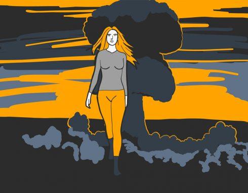 Ženy přežijí hladomor, epidemie i jiné katastrofy spíše než muži, zjistila studie
