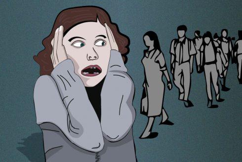 Jak pomoci lidem, které přepadl záchvat paniky?