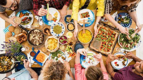 Všímejte si při jídle