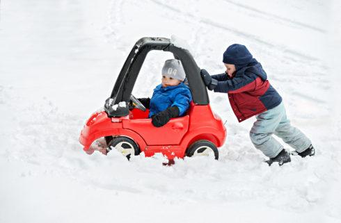Připravte své auto na dlouhou zimu