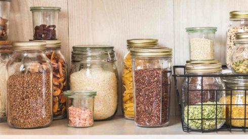 Kvalitní potraviny do spíže i do mrazničky