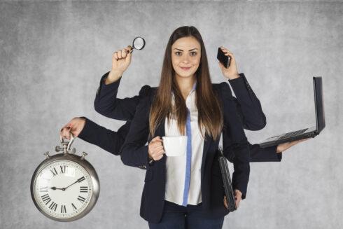 Šest tipů, jak se stát pánem svého času