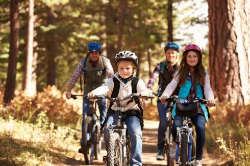 Kam v Česku a na Slovensku za nejlepšími rodinnými cyklovýlety