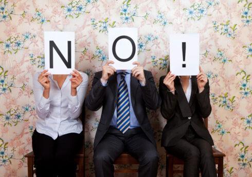 Proč se naučit říkat ne