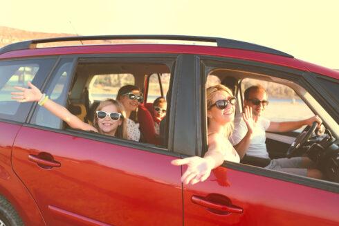 Zábava na cestách s dětmi aneb Jak zabránit blitíčku v autě